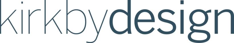Kirkby Design Logo 7545C