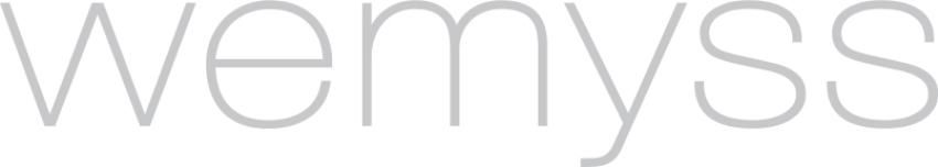 Wemyss Grey Logo
