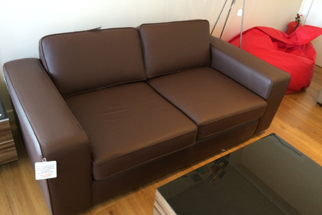 Ohio 2 Seater In Leather