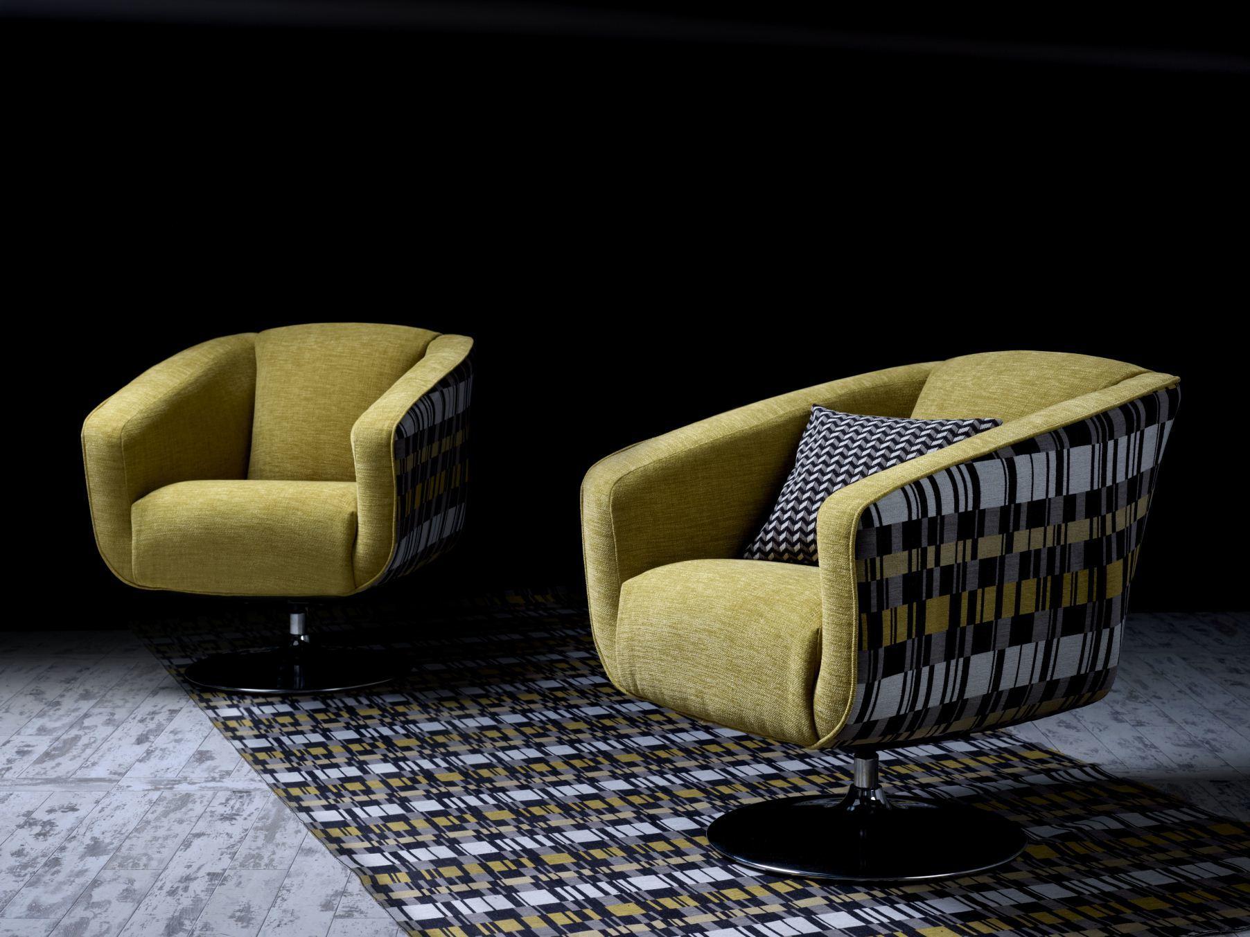 Geometry Marco Rhombus Chair3