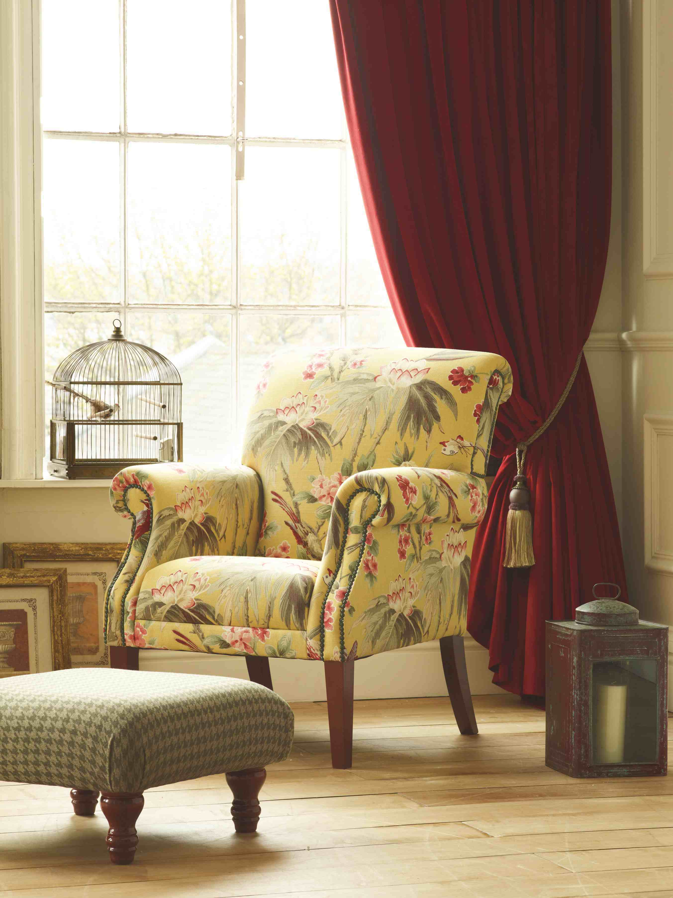 Sandringham Saffron Chair1