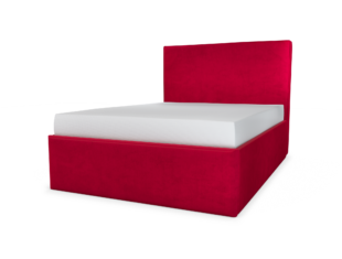 Maine Upholstered Storage Bed