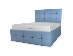 Chester Upholstered Storage Bed