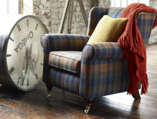 Poppy Wing Chair