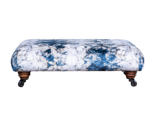 Upholstered Footstool