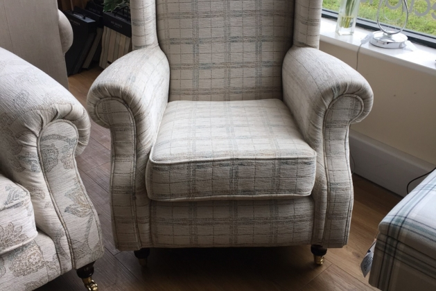 Berwick Wing Chair