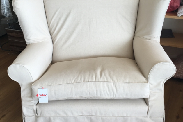 Maxi Love Seat Loose Cover