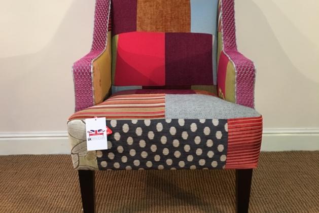 Mennagio Chair