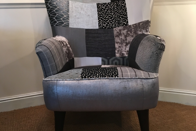 Monroe Wing Chair