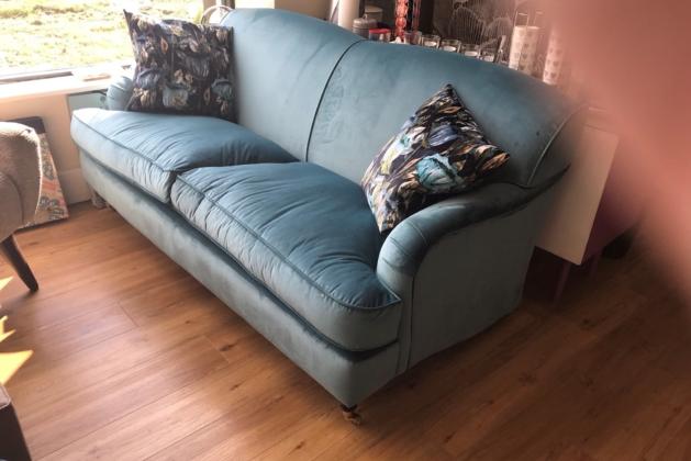 Curzon Sofa Stock