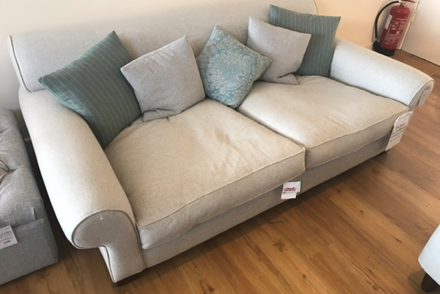 Slouch Sofa Stock